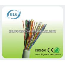 Haute qualité CE ROHS ISO Certificat Shenzhen Multipair Câble téléphonique