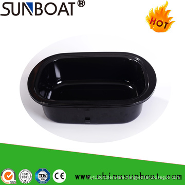 Sunboat Kitchenware/ Kitchen Appliance Bakeware Enamel Large Roaster Plate Deep Tray Bake Dish