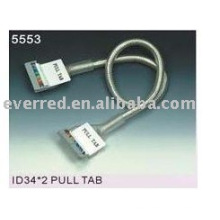 ROUND TYPE OF FDD FLAT CABLE