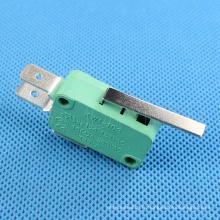 Daier micro-interrupteur à bouton-poussoir étanche