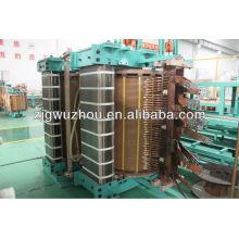 5500kVA HSSP Energía Eléctrica ARC Inducción del aceite Transformador del horno de fusión