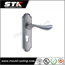 De Buena Calidad Zinc Die Casting Door Handle Lock (STK-ZDL0021)