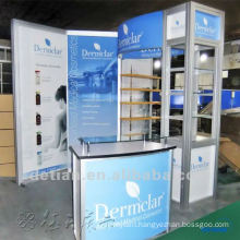 aluminum extrusion trade show booth,3x6 exhibition booth,vendor booths for sale