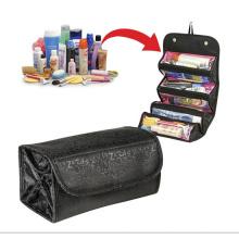 New Travel Buddy Cosmetic Bag Toiletry Jewelry Organizer (MU6350)