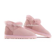 2016 Senhoras novas da bota da mulher do projeto quentes botas do tornozelo do inverno