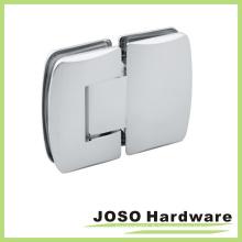 Verre à verre Charnière à pivot de porte de douche de 180 degrés (Bh6002)