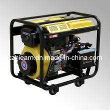 Gerador diesel da soldadura para o uso ao ar livre (DG8600EW)