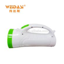 ABS Hand-held Lâmpada de Busca LED, WD-512 Adventure Caça Luz, para uso esportivo