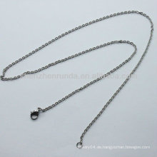 2013 bezaubernde Art und Weise wulstige Halsketten-Schmucksacheaussage Halskette Edelstahl-Hummerverschlüsse