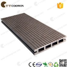 Prefabricated hotel building WPC floor outside