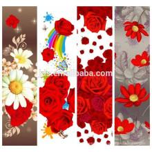 Tissu de pigment polyester