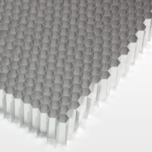 Nido de abeja de aluminio