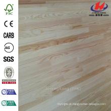2440 mm x 1220 mm x 10 mm Citação Preço baixo Grain Surface Grade AB Borracha Wood Finger Joint Board