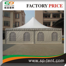 Luxury marriage pagoda tents used for caterings and resting room