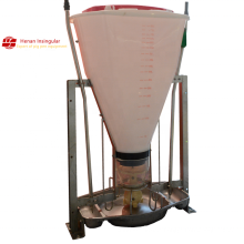 Automatic pig feeder for pig fattening nursery pig pen