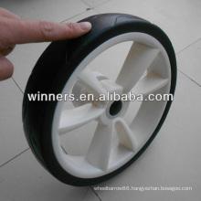 9.5 inch wide plastic eva foam wheel