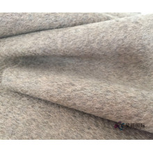 Anti-static Plain 100% Wool Fabric