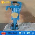 Air leg rock drilling machine YT23D