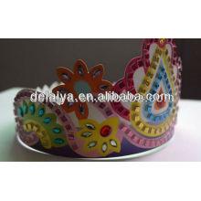 2013 дети подарок корона DIY стикер Мозаика