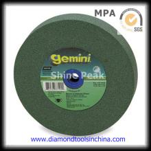 Green Silicon Carbide Grinding Wheel for Stone