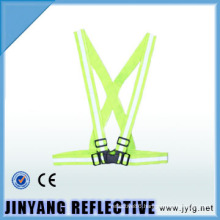 Hi viz Elastic Band reflective security vest for children