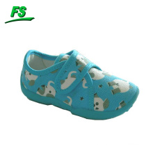 infant injection kids canvas shoes