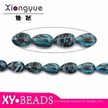 2015 Turquoise Drop Semi Precious And Precious Stones Beads
