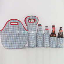 2018 Neoprene de estilo mais novo isolados Lunch Bags