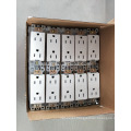 Residential grade 15A Decorator Tamper Resistant TR outlet