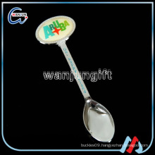 2016 new style fashion Stainless steel Scoop Mixing Spoon
