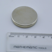 Aimant rond permanent Super Strong Neodymium