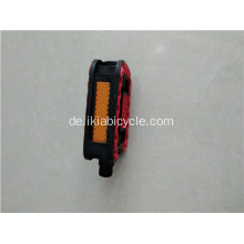 Bicycle Pedal with Reflector Single Steel Ball