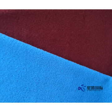 Soft 90% Wool And 10% Nylon Fabric