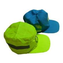 Tapas reflectantes del sombrero reflexivo del casquillo para el trabajo de seguridad
