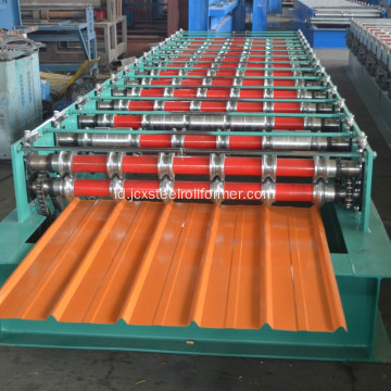 it4 metal corrugation sheet roll membentuk mesin