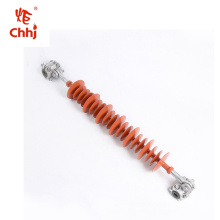suspension composite insulator 33kv long rod with top quality