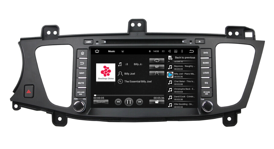 KIA K7/Cadenza Car Multimedia System Player