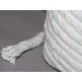 Fibra cerámica CFGRPT cuerda torcida