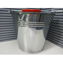 Stainless Steel Thickening Ice Water Bucket