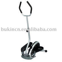 Mini Elliptical Trainer with adjustable handle bar and LCD display