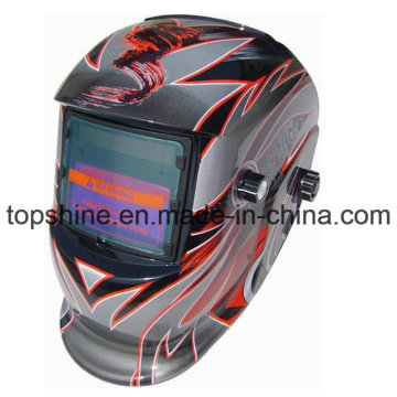 Good Quality Protective Face PP CE Safety Chemical Welding Mask