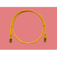 Ul перечисленный cat 6 кабель cat6 экранированный штекер rj45 OEM доступно