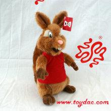 Gefüllte Tier Plüsch Eichhörnchen Spielzeug