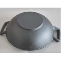 Traditional Chinese Cast Iron Wok