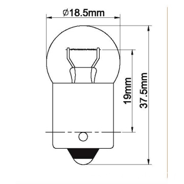 Auto Fork Lift Light Bulb / A19
