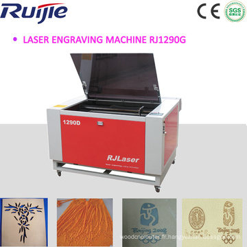 Prix de la machine de découpe laser CNC Machine de gravure laser CNC (RJ1390)