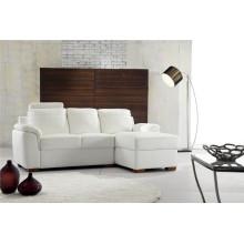 Sofá elétrico reclinável EUA L & P sofá do mecanismo para baixo do sofá (581 #)