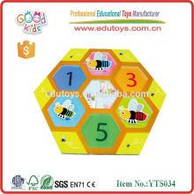Baby Spielzeug China Großhandel Biene Nummer Spiel