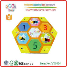 Baby Toys China Wholesale Bee Number Game