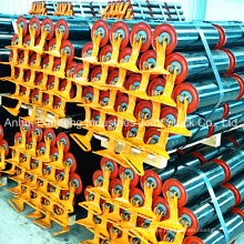 Sistema transportador / Sistema de cinta transportadora / Rodillo transportador de acero